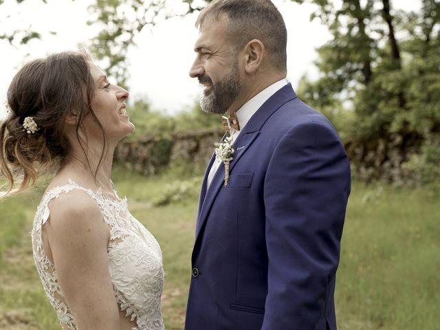 Le mariage de David et Jessica à Figeac, Lot 80