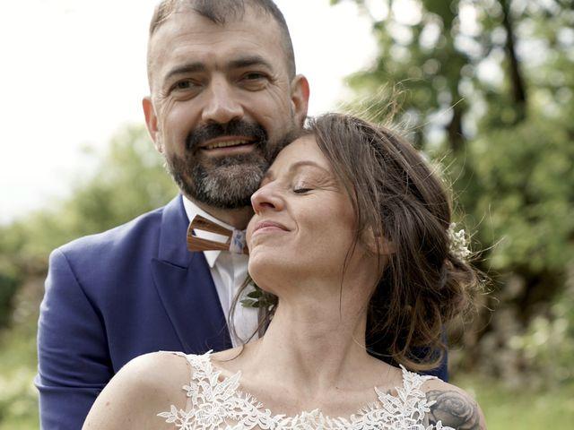 Le mariage de David et Jessica à Figeac, Lot 87