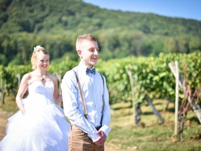 Le mariage de Lionel et Caroline à Pfaffenheim, Haut Rhin 2