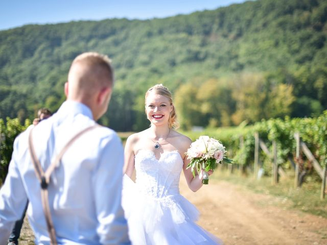 Le mariage de Lionel et Caroline à Pfaffenheim, Haut Rhin 3