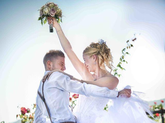 Le mariage de Lionel et Caroline à Pfaffenheim, Haut Rhin 6