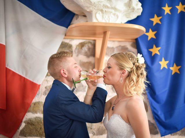 Le mariage de Lionel et Caroline à Pfaffenheim, Haut Rhin 9