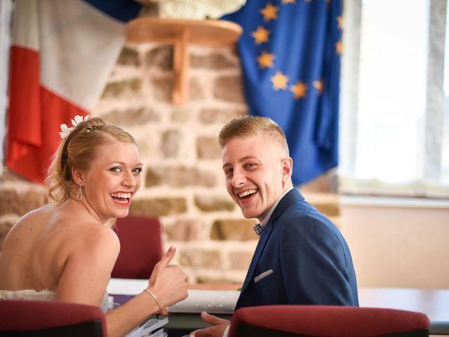 Le mariage de Lionel et Caroline à Pfaffenheim, Haut Rhin 10