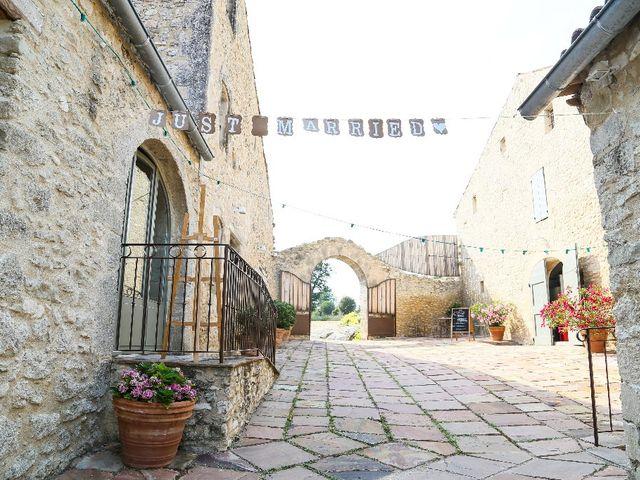 Le mariage de Julien et Justine à Céreste, Alpes-de-Haute-Provence 2