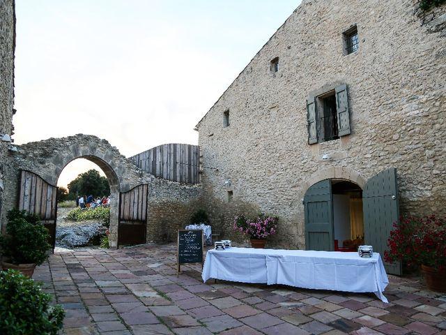 Le mariage de Julien et Justine à Céreste, Alpes-de-Haute-Provence 7