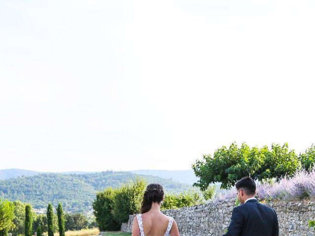 Le mariage de Julien et Justine à Céreste, Alpes-de-Haute-Provence 10