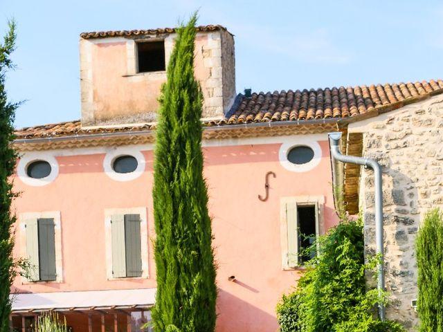 Le mariage de Julien et Justine à Céreste, Alpes-de-Haute-Provence 11