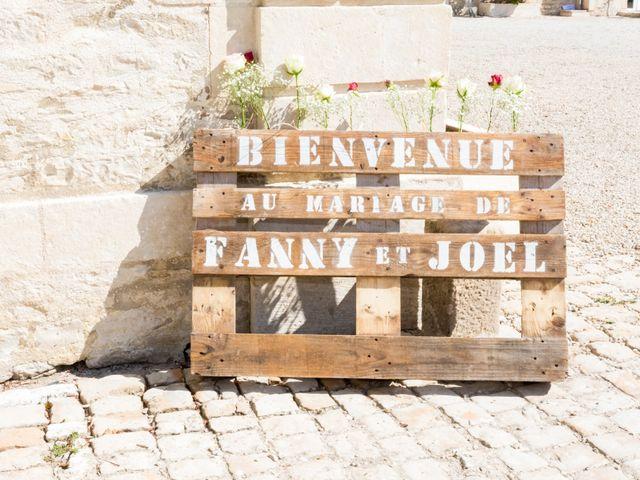 Le mariage de Joël et Fanny à Magné, Deux-Sèvres 15