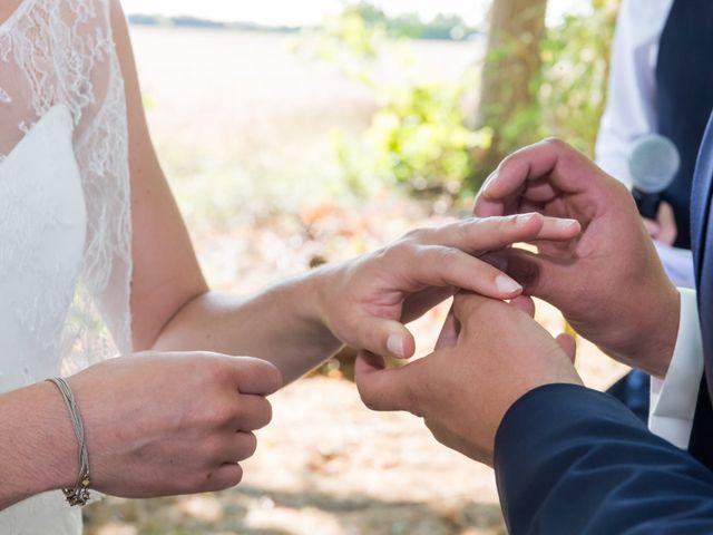 Le mariage de Joël et Fanny à Magné, Deux-Sèvres 85