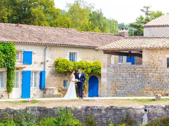 Le mariage de Joël et Fanny à Magné, Deux-Sèvres 106