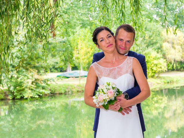 Le mariage de Joël et Fanny à Magné, Deux-Sèvres 112
