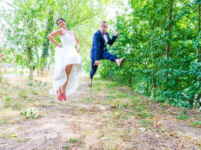 Le mariage de Fanny et Joël