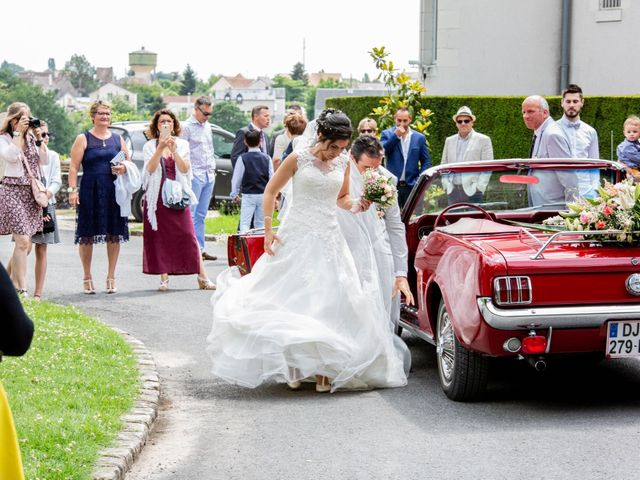 Le mariage de Damien et Amandine à Château-Renault, Indre-et-Loire 77