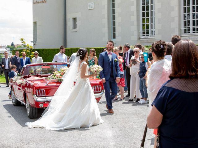 Le mariage de Damien et Amandine à Château-Renault, Indre-et-Loire 78