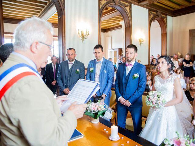 Le mariage de Damien et Amandine à Château-Renault, Indre-et-Loire 85