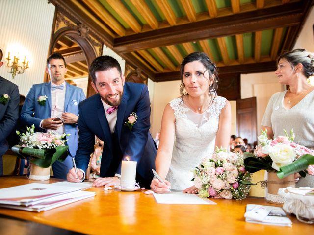Le mariage de Damien et Amandine à Château-Renault, Indre-et-Loire 90