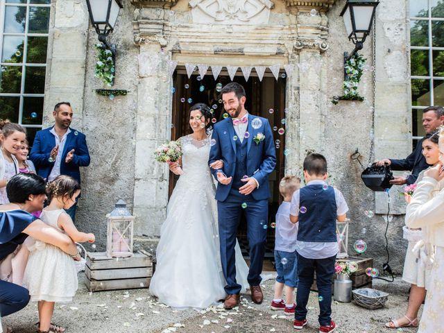 Le mariage de Damien et Amandine à Château-Renault, Indre-et-Loire 92