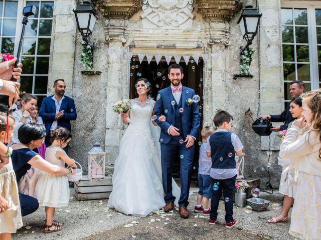 Le mariage de Damien et Amandine à Château-Renault, Indre-et-Loire 93
