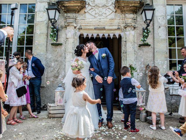 Le mariage de Damien et Amandine à Château-Renault, Indre-et-Loire 94