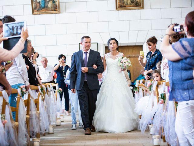 Le mariage de Damien et Amandine à Château-Renault, Indre-et-Loire 100