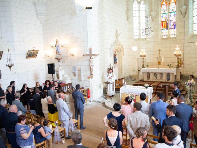 Le mariage de Damien et Amandine à Château-Renault, Indre-et-Loire 104