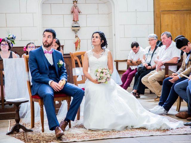 Le mariage de Damien et Amandine à Château-Renault, Indre-et-Loire 106