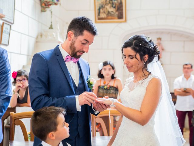 Le mariage de Damien et Amandine à Château-Renault, Indre-et-Loire 112
