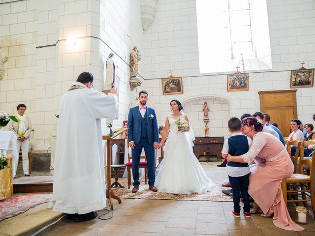 Le mariage de Damien et Amandine à Château-Renault, Indre-et-Loire 114