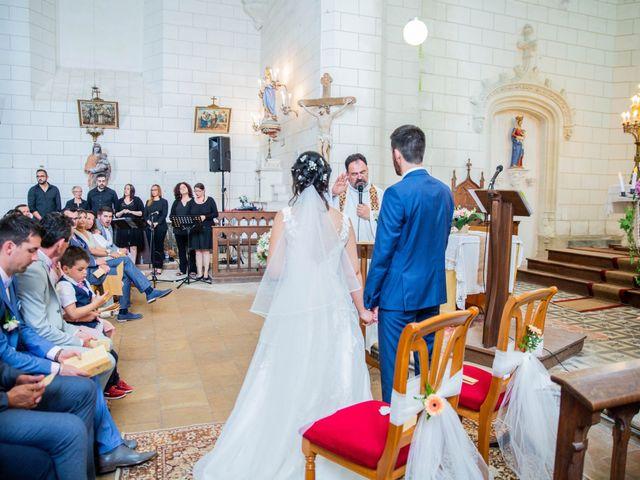 Le mariage de Damien et Amandine à Château-Renault, Indre-et-Loire 115