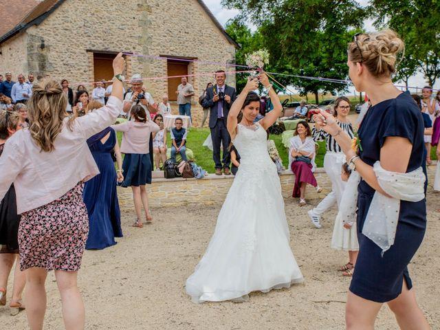 Le mariage de Damien et Amandine à Château-Renault, Indre-et-Loire 144