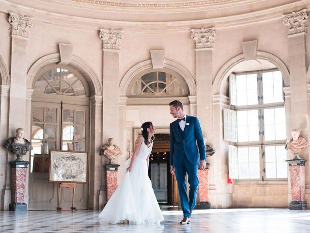 Le mariage de Yanine et Romain