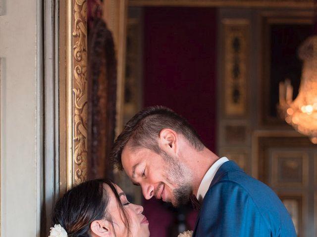 Le mariage de Romain et Yanine à Bréau, Seine-et-Marne 6