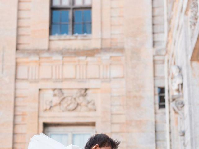 Le mariage de Romain et Yanine à Bréau, Seine-et-Marne 8