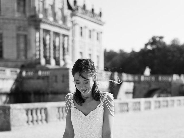 Le mariage de Romain et Yanine à Bréau, Seine-et-Marne 11