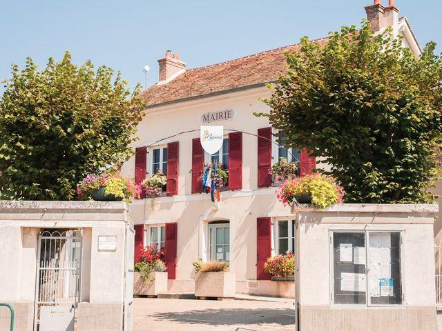 Le mariage de Romain et Yanine à Bréau, Seine-et-Marne 1