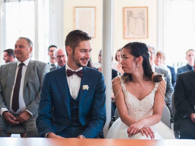 Le mariage de Romain et Yanine à Bréau, Seine-et-Marne 2