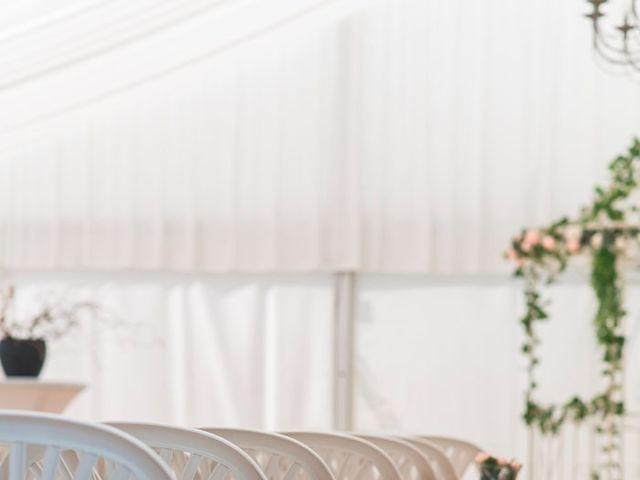 Le mariage de Romain et Yanine à Bréau, Seine-et-Marne 17