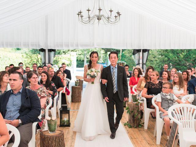 Le mariage de Romain et Yanine à Bréau, Seine-et-Marne 34