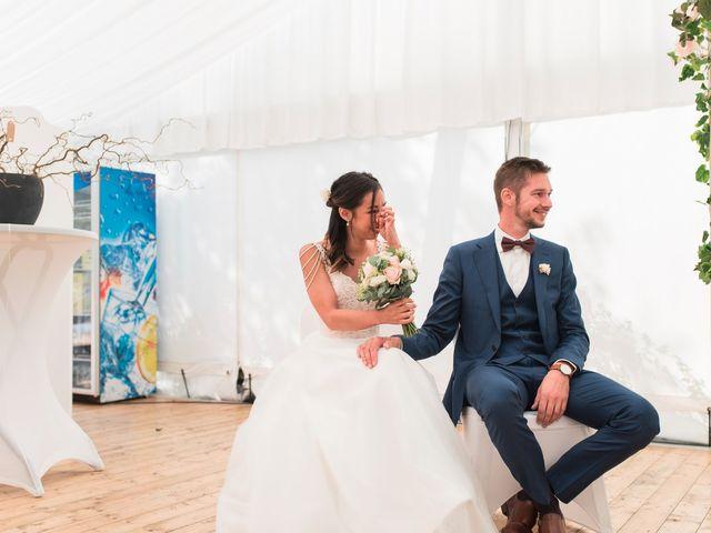 Le mariage de Romain et Yanine à Bréau, Seine-et-Marne 35