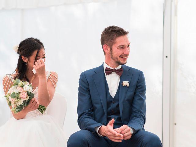 Le mariage de Romain et Yanine à Bréau, Seine-et-Marne 38