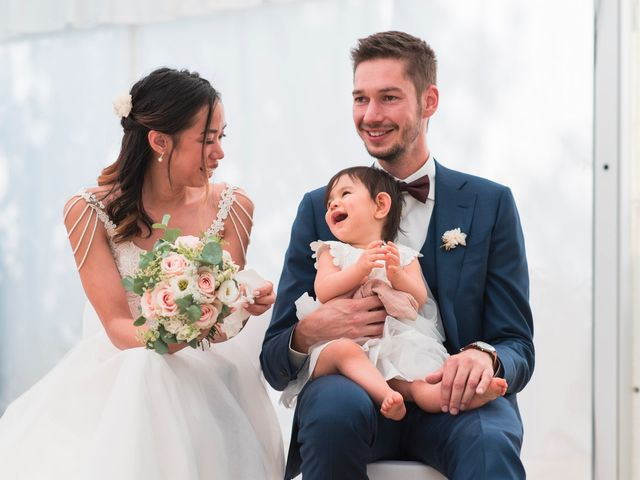 Le mariage de Romain et Yanine à Bréau, Seine-et-Marne 46