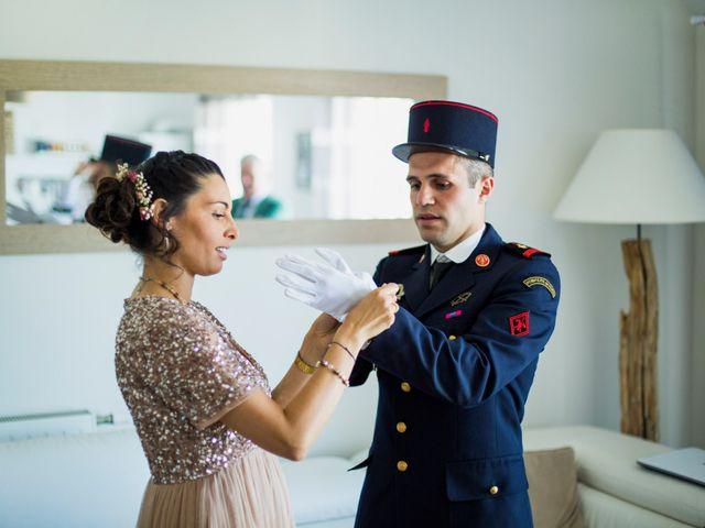 Le mariage de Aurélien et Amandine à Riantec, Morbihan 5