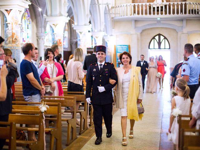 Le mariage de Aurélien et Amandine à Riantec, Morbihan 11
