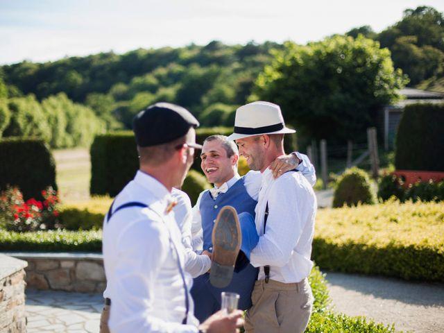 Le mariage de Aurélien et Amandine à Riantec, Morbihan 33