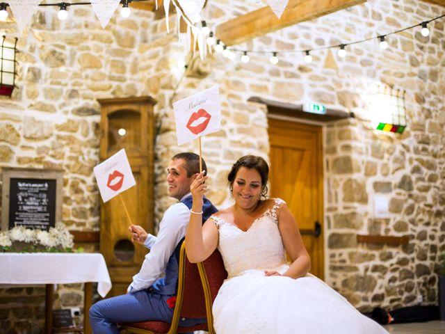 Le mariage de Aurélien et Amandine à Riantec, Morbihan 43