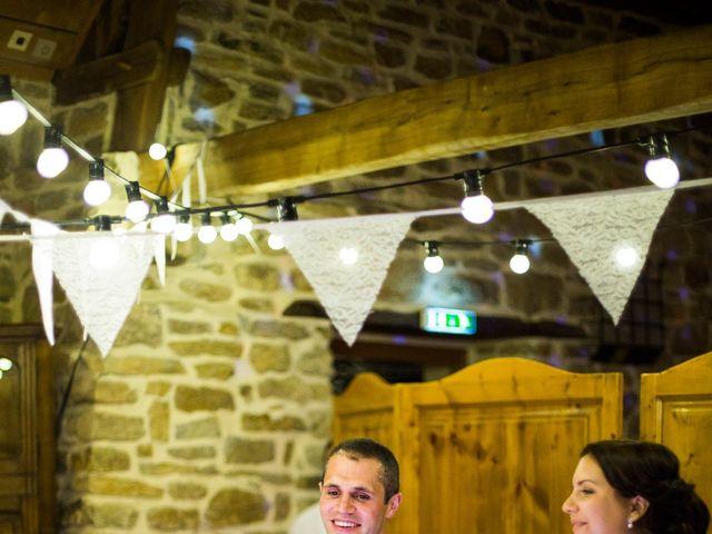 Le mariage de Aurélien et Amandine à Riantec, Morbihan 45