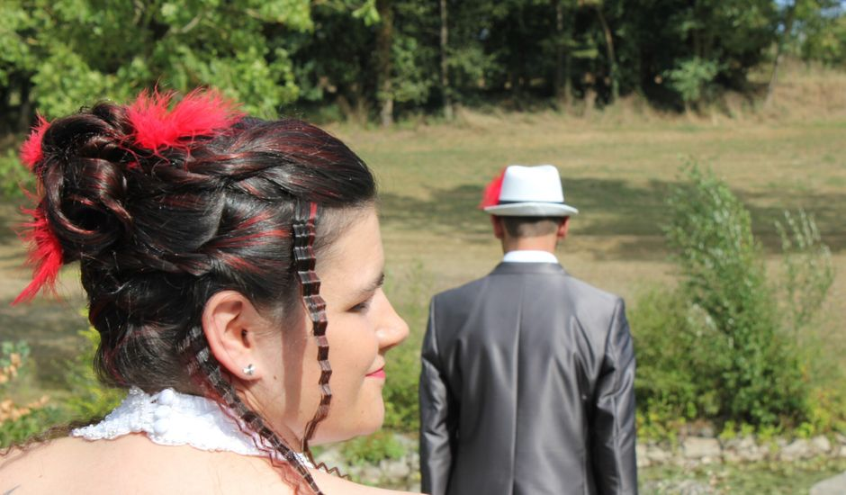 Le mariage de Guillaume et Katia à La Tourlandry, Maine et Loire