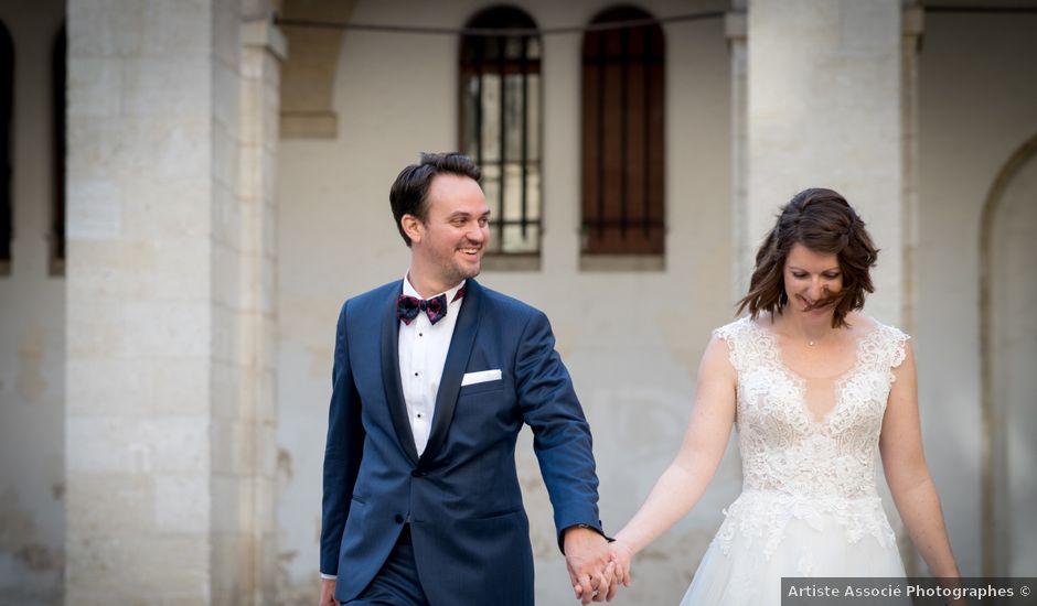Le mariage de Nicolas et Pauline à Latresne, Gironde