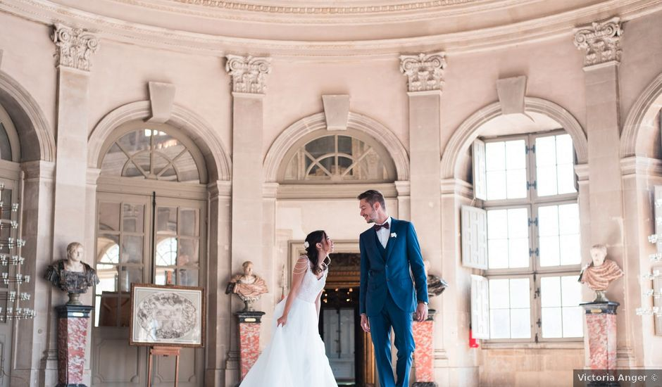 Le mariage de Romain et Yanine à Bréau, Seine-et-Marne