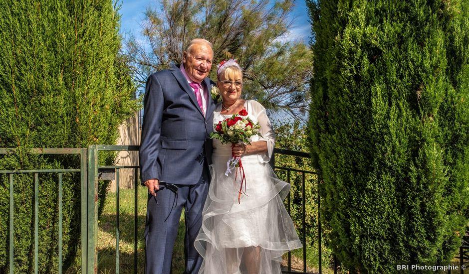 Le mariage de Jean et Roselyne à Laudun, Gard
